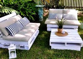 Shabby Chic Patio Furniture by Seven Outdoor Furniture Hacks Gumtree Australia Blog