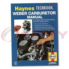 haynes weber zenith stromberg su carbs repair manual 10240 shop