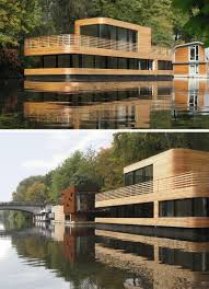 Modern Home Design Germany by 11 Awesome Examples Of Modern House Boats This Houseboat In