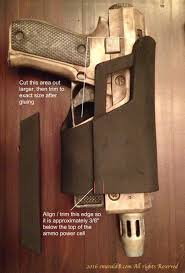 hobbylobby com rebel legion view topic my diy glie 44 holster