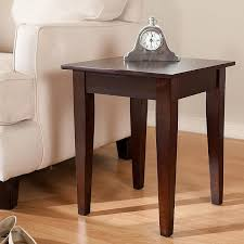 dark wood accent tables end tables rustic coffee and end tables diy table decorate home