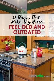 are oak kitchen cabinets still popular 21 things that make any house feel and outdated bob vila