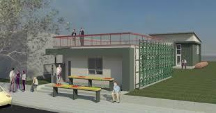 construction of inaugural u002721st century shotgun u0027 house in portland