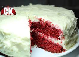 how to make red velvet cake youtube