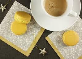 yuzu ginger macarons food nouveau