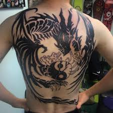download dragon tattoo on back danielhuscroft com