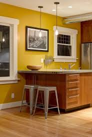 best wall color with oak kitchen cabinets 25 best kitchen paint and wall colors ideas for popular