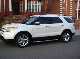 Ford Explorer Models - differences between the sport and limited ford explorer and ford