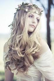 chiffon hairstyle august wedding inspiration flowers wedding crowns wave runner