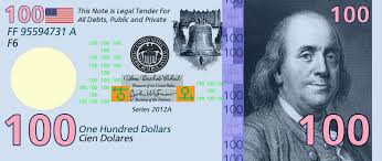 united states one hundred dollar bill t 626 us dollar wiki