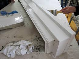 Make A Fireplace Mantel by Painted Brick Fireplace Makeover How Tos Diy