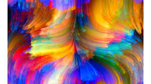 wallpaper 4k color color feathers 4k abstract wallpapers free 4k wallpaper