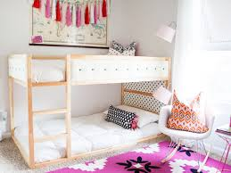 ikea girl bedroom ideas ikea bunk bed hacks that will make your kids want to share a room