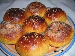 anaqamaghribia cuisine marocaine petites brioches à la pomme de terre le de moutfou