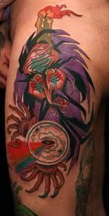 wizard tattoo by jimmy duvall tattoomagz