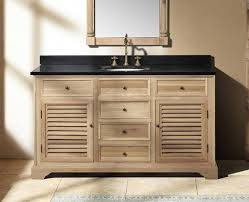 Unfinished Bathroom Cabinets Home Design Ideas And Pictures - Bathroom vanities solid wood construction