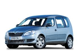 second car ever made skoda roomster mpv 2006 2015 review carbuyer