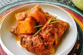 cuisiner l igname cuisine recette du dimanche ragoût d igname au poulet moove