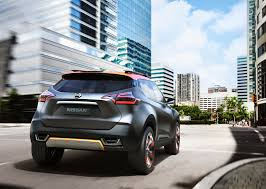 nissan kicks nissan may bring new kicks small crossover to usa
