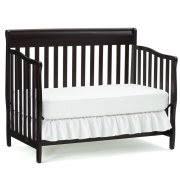 Graco Stanton Convertible Crib Black Graco Stanton 4 In 1 Convertible Crib Black Walmart