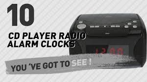 cd player radio alarm clocks new popular 2017 youtube cd player radio alarm clocks new popular 2017