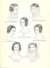 anglo saxons hair stiels mediumaevum i hope this will help with your reenactments and