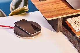 Wireless Charging Table The Grovemade Wireless Charger Imagines A World Where Charging