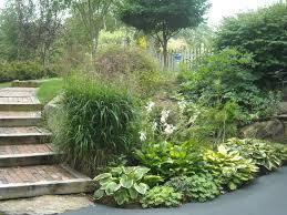 Backyard Slope Landscaping Ideas 14 Best Slope Garden Design Ideas Images On Pinterest Cottage