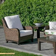 Patio Furniture Resin Wicker by Wicker Land Patio Kingston Deep Seating All Weather Resin Wicker