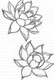 drawings flowers best 25 easy drawings of flowers ideas on