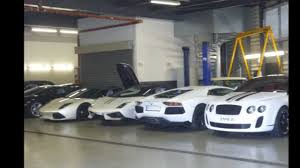 bentley garage crazy supercars garage in monaco lambo x4 bentleys youtube