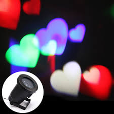 Laser Stage Lighting Outdoor by New Led Projector Laser Stage Light Elf Romantic Heart Light Laser