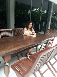 custom made wood furniture in singapore award winning beauty