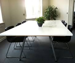 Galant Conference Table Easy Made Conference Table Ikea Hackers