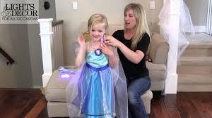 disney frozen halloween background how to light an elsa from frozen costume for halloween youtube