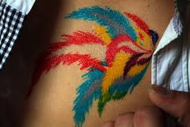 45 rainbow tattoos tattoofanblog