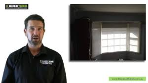 can you put dual roller blinds on a bay windows youtube
