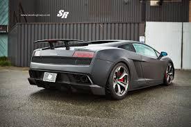Lamborghini Gallardo Matte Black - sr auto u0026 underground racing tweak lamborghini gallardo lp560 4