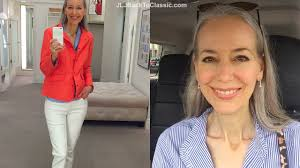 casual clothing for women over 50 classic fashion style over 40 50 vlog casual fall wear talbots