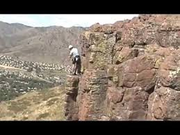 Table Mesa Brown Rock by Rock Climbing At North Table Mountain Golden Colorado Youtube