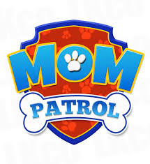 paw patrol iron transfer patrol mom patrol u2013 luvibeekidsco