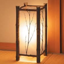 Japanese Floor Lamp Shoji Floor Lamp Campernel Designs