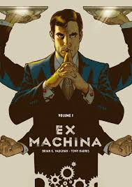 ex machina excellente serie qui mèle politique et super heroe