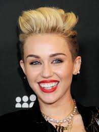 How To Grow A Box Haircut Miley Cyrus Regrets Dyeing Her Hair Platinum Blonde Self