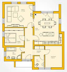 ytong wohnzimmer bungalow k 95 ytong massivhaus bauen