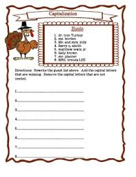 fall synonyms capitalization sequencing subject predicate writing