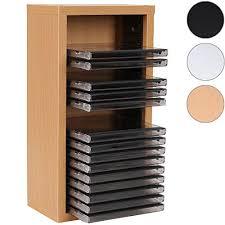 scaffale porta cd jago scaffale mobile porta cd muro parete fino 20 cd colore faggio