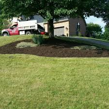 mulching u0026 edging landscape services 20 landscaping