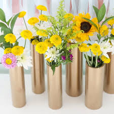 Flower Vase Painting Ideas How To Make A Paper Flower Chandelier Allfreediyweddings Com