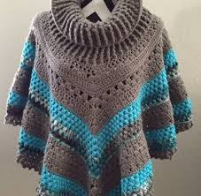 Handmade Poncho - beautiful handmade poncho ideas you want to use in cold weather